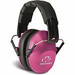Walkers Game Ear Low Profile Folding Muff, Pink