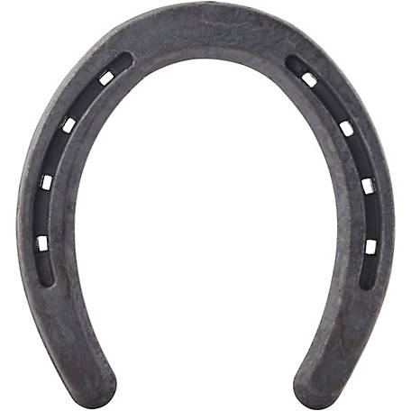 St. Croix 00 Plain Horseshoe, 1 Pair