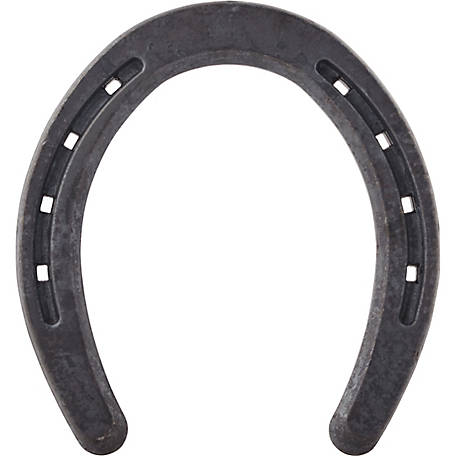 St. Croix 0 Plain Horseshoe, 1 Pair