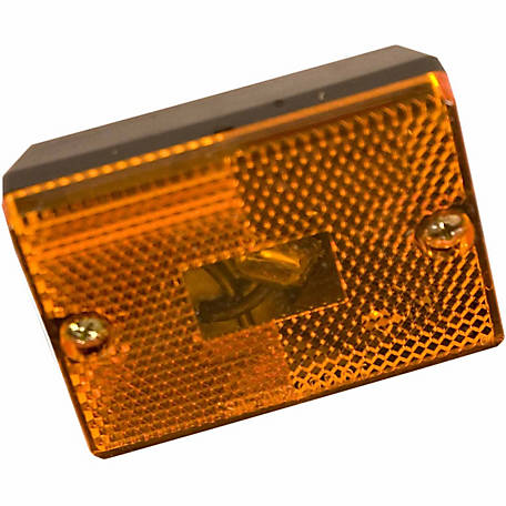 Blazer B423A 2-3/4 in. Rectangular Clearance/Side Marker, Amber