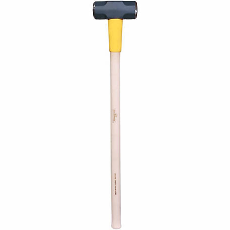 Groundwork 10 Lb Sledge Hammer Hickory Handle At Tractor Supply