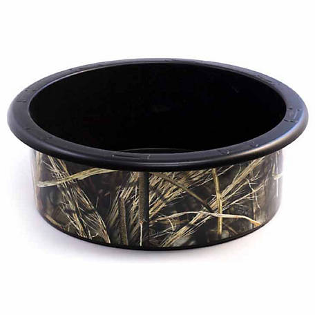 Pet Champion 5-Quart Camo Bowl