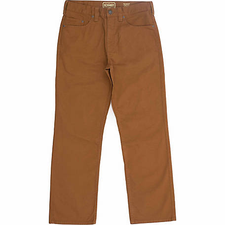 C.E. Schmidt Men's Flex Canvas Utility Pants