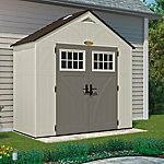 Suncast Tremont 8 ft. x 4 ft. Storage Shed