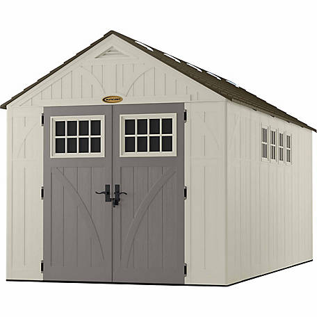 Incroyable Storage Shed At Tractor Supply Co.