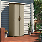 Suncast 20 cu. ft. Vertical Shed