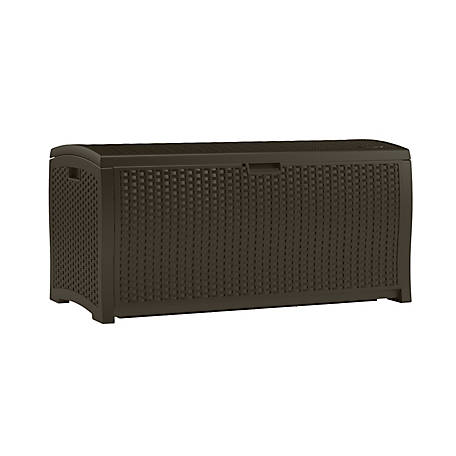 Suncast 99 Gallon Deck Box