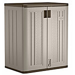 Suncast Base Storage Cabinet, 2 Shelf
