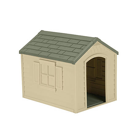 Suncast Dog House, Medium
