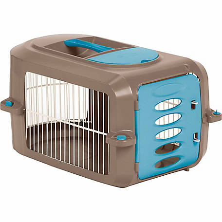 Suncast Deluxe Pet Carrier, 23 x 15 x 12.5