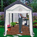 Spring Gardener Gable Greenhouse, 7 ft.H x 6 ft.W x 8 ft.L