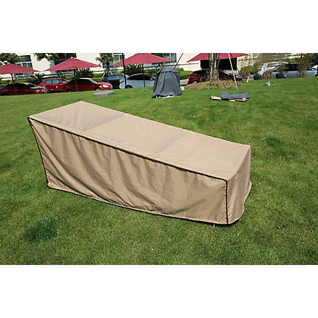 TrueShade Plus Chaise Lounge Cover, Small, CC0702929TN