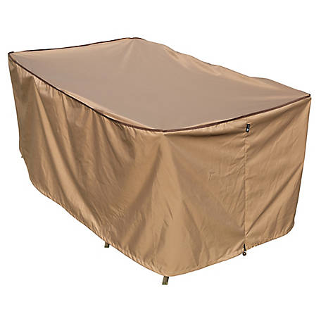TrueShade Plus Offset Cantilever Umbrella Cover for 9 ft. to 11 ft. Umbrellas, CT1288236TN