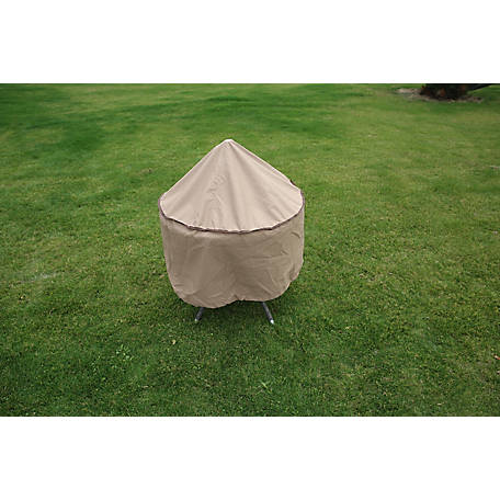 TrueShade Plus Round Fireplace Cover, CF400020TN