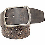 Roper Women's Floral Cutout Belt
