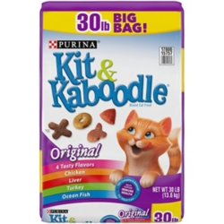 Shop 30 lb. Kit & Kaboodle Cat Food at Tractor Supply Co.