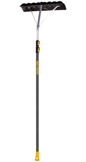 True Temper Telescoping Roof Rake At Tractor Supply Co