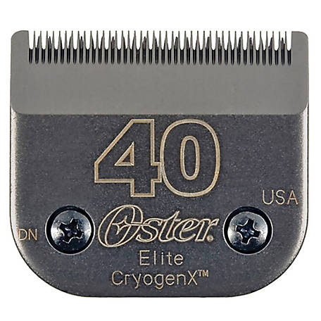 Oster Elite No 40 Surgical Cut Blade, 008OST78919506