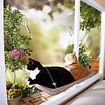 Oster Sunny Seat Cat Window Bed, 12 in. x 22 in. Assembled
