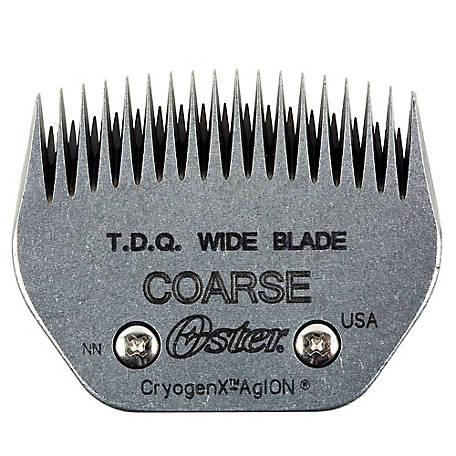 Oster Coarse Blade Wide TDQ for PowerPro Ultra