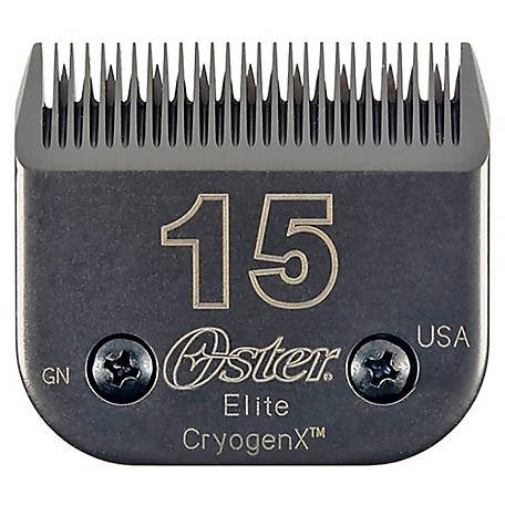 Oster Elite No 15 Blade Best Aroundclose, 008OST78919526