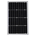 Grape Solar 50W Polycrystalline Solar Panel for RV's, Boats & 12-Volt Systems, GS-STAR-50W