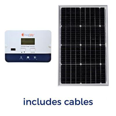 Buy Grape Solar 50W Off-Grid Solar Panel Kit Online