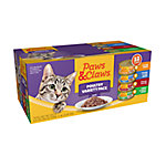Paws & Claws Poultry Variety Pack, Pack of 32 (5.5 oz. Can)