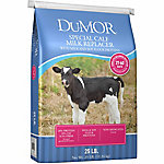 DuMOR Special Calf Milk Replacer with Milk & Soy Flour Proteins, 25 lb.