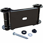 Sure-Fit Two-Way Double Barrel Tensioner, Black