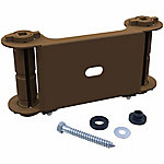 Sure-Fit Two-Way Double Barrel Tensioner, Brown
