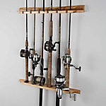 Rush Creek Creations 2-Piece Vertical/Horizontal Rod Wall Mount