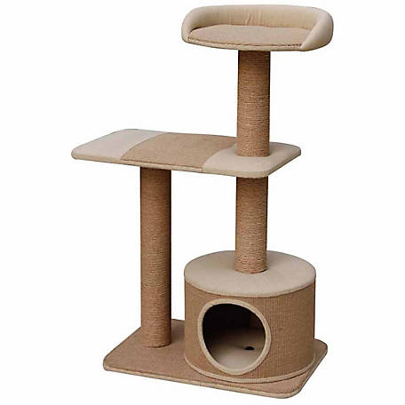 PetPals Piller Cat Condo