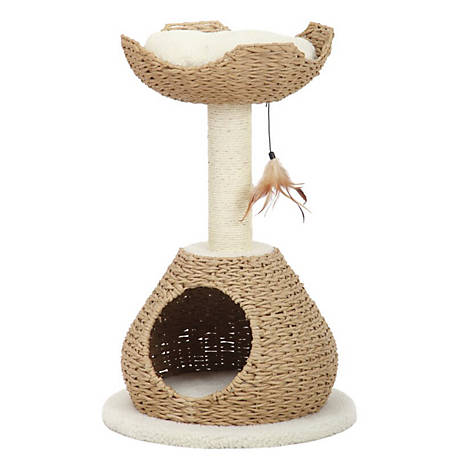 PetPals Walk Up Cat Condo