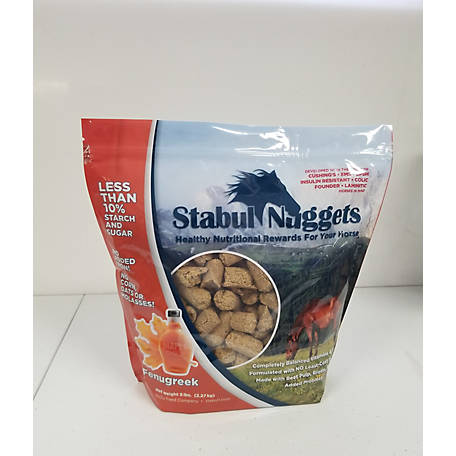 Stabul Nuggets Fenugreek, 5 lb, 5 lb.