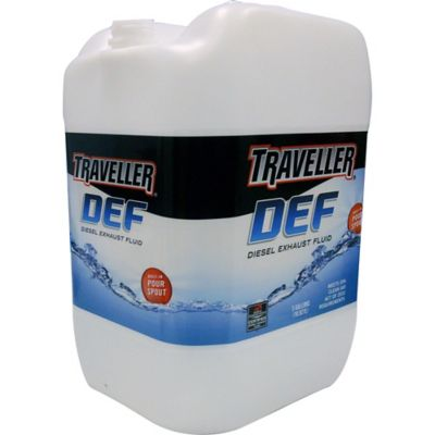 Buy Traveller DEF Diesel Exhaust Fluid; 5 Gallon Online