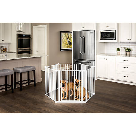 Carlson Convertible Pet Pen & Gate