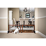 Carlson Design Paw Extra Wide Freestanding Pet Gate