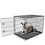 Carlson Secure Single Door Crate, Large