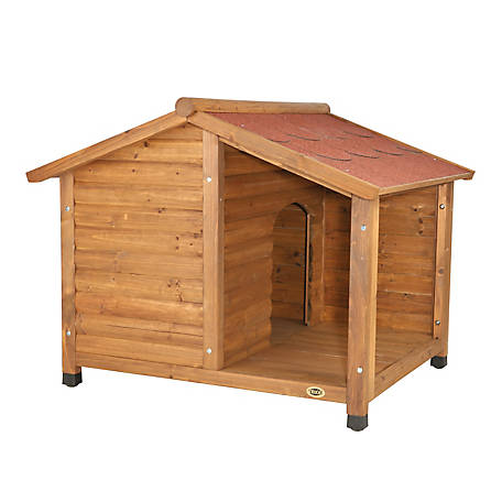 Trixie Pet Products Rustic Dog House, Medium