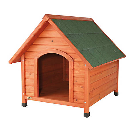 Trixie Pet Products Log Cabin Dog House, Extra-Large