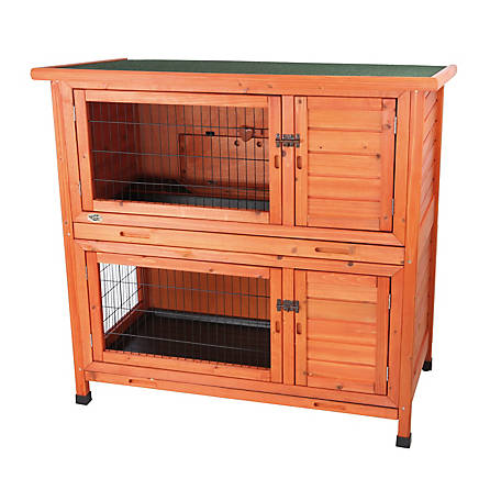 Trixie Pet Products 2-in-1 Rabbit Hutch