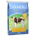 DuMOR Supreme Medicated Calf Milk Replacer with Soy Protein Concentrate, 25 lb.