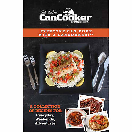 CanCooker Cookbook