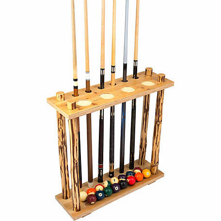 Rush Creek Creations 6 Cue Floor Rack