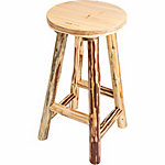 Rush Creek Creations Fixed Bar Stool
