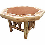 Rush Creek Creations 8-Player Octaton Poker Table