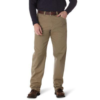 Wrangler Riggs Workwear Men/'s Ranger Pant Black 38x30 New