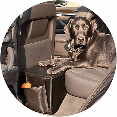 Pet Therapeutics OrthoPetic Sturdy Backseat Extender with Storage