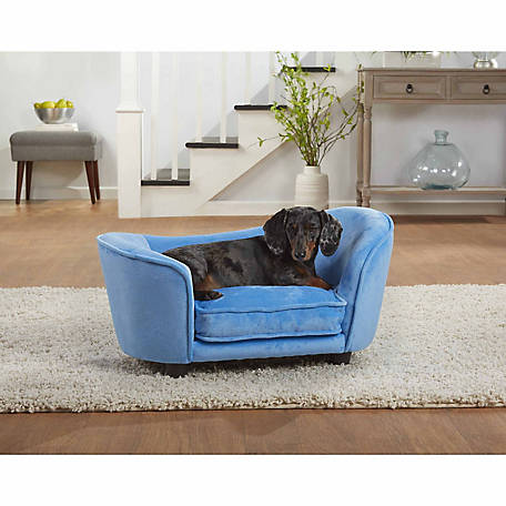 Enchanted Home Pet Ultra-Plush Snuggle Pet Sofa